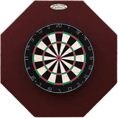 "29"" Professional Dartboard Backboard"