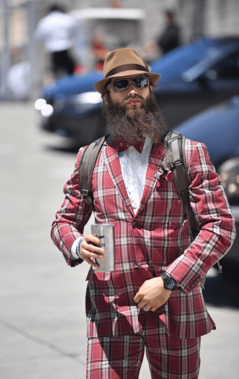 Brent Burns Showing Some Hockey Style For Stanley Cup Game