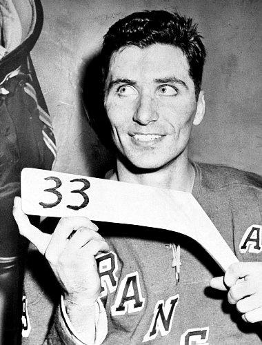 Andy Bathgate  HockeyGods