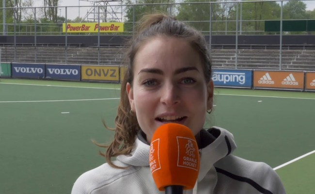 Netherlands Field Hockey Team Are Back In Training