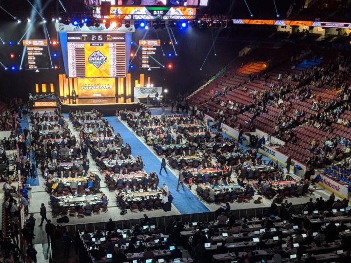 LA Kings NHL Draft