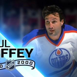 Paul-Coffey-HHOF Paul Coffey Boston Bruins Carolina Hurricanes Chicago Blackhawks Detroit Red Wings Edmonton Oilers Hartford Whalers Los Angeles Kings Paul Coffey Philadelphia Flyers Pittsburgh Penguins