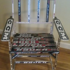 Desk Chair In Store Office Home | Hockey Stick Builds