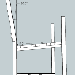 Chair Design Back Angle Office Desk And Set Argos Hockey Stick Builds Plans Of