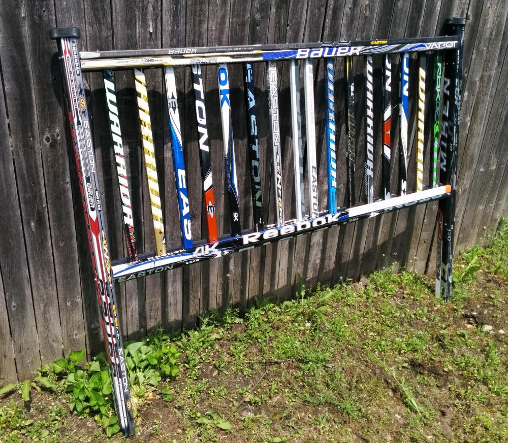 Headboard  Hockey Stick Builds