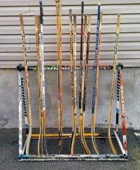 Coat Rack | Hockey Stick Builds