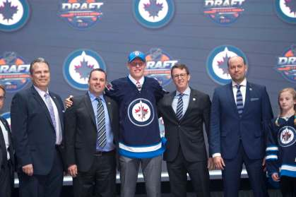 Selected #2 overall in 2016 NHL entry draft