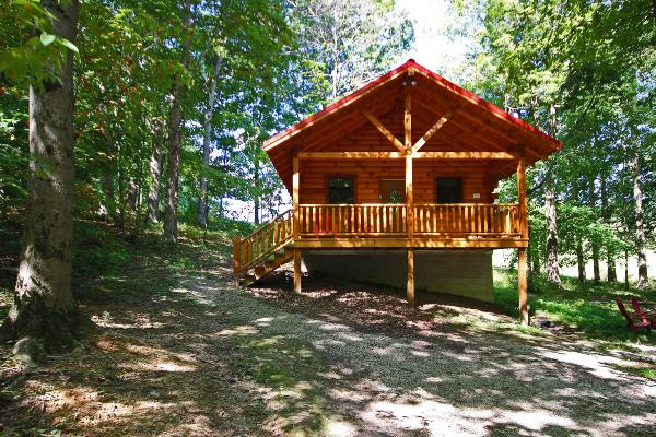 Piccolo Cabin  Hocking Hills Serenity Cabins  Hocking