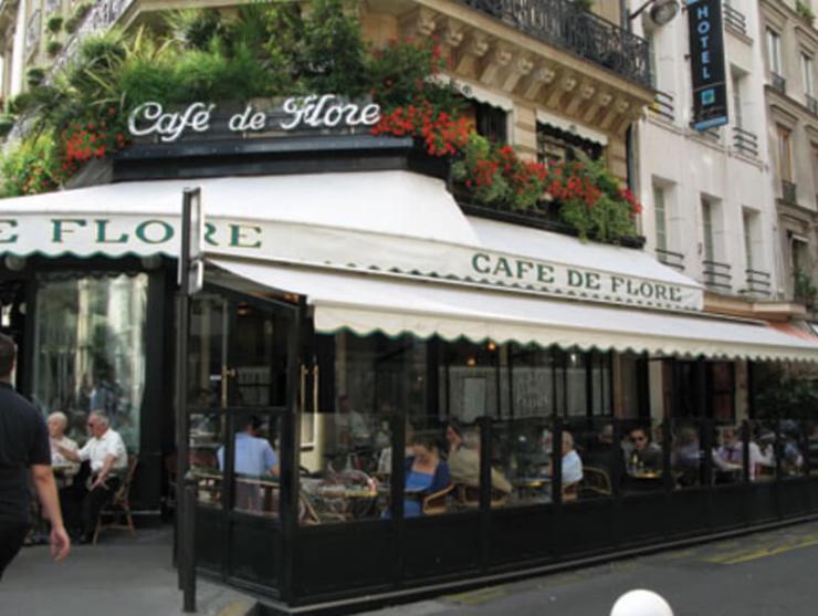 Mẫu mái che quán cafe vỉa hè
