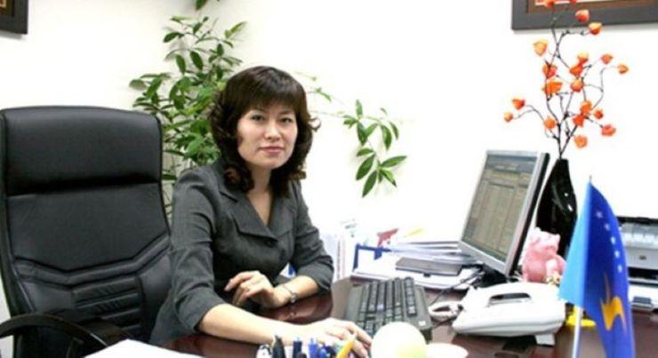 Phạm Thu Hương vợ tỷ phú Phạm Nhật Vượng