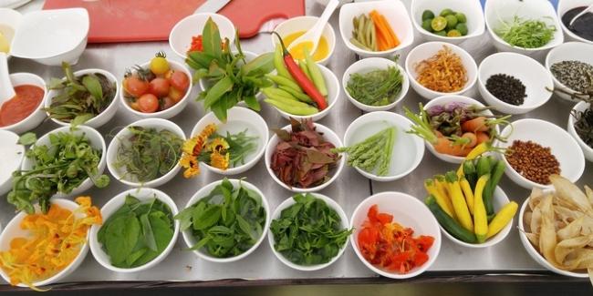 gia vị trong văn hóa ẩm thực Việt Nam - Học Món Việt