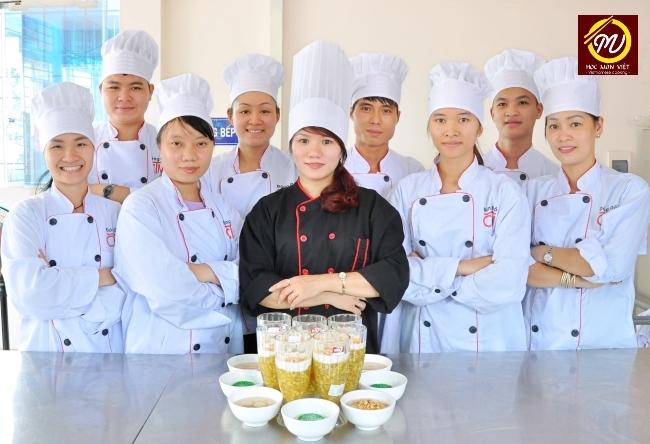 hình ảnh khóa học nấu chè - Học Món Việt
