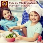 khóa học nấu ăn gia đình - Học Món Việt