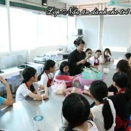 Hình ảnh Lớp học Nấu ăn cho trẻ em 1 - Học Món Việt