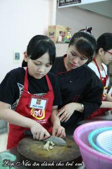 Hình ảnh Lớp học Nấu ăn cho trẻ em 8 - Học Món Việt