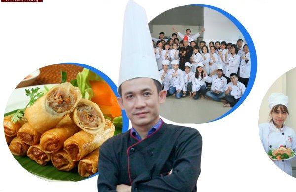 Thầy Bùi Hoàng Long - Học Món Việt