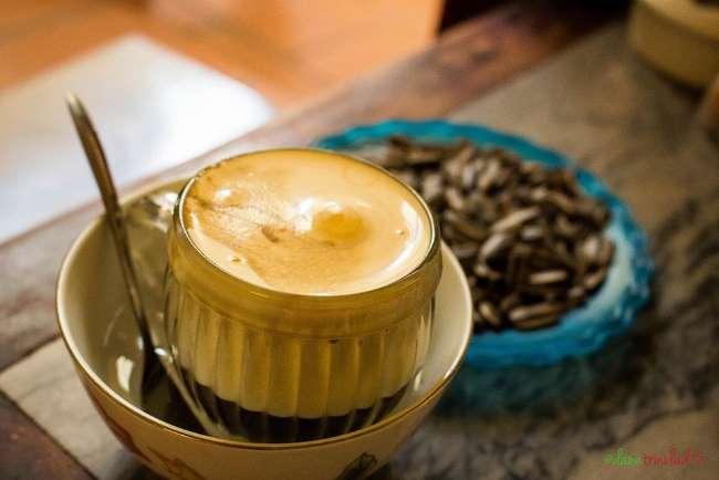 7 món ăn nhất định phải thử ở Hà Nội: cà phê trứng học nấu ăn tại Học Món Việt