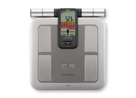 體重體脂肪機 HBF-375