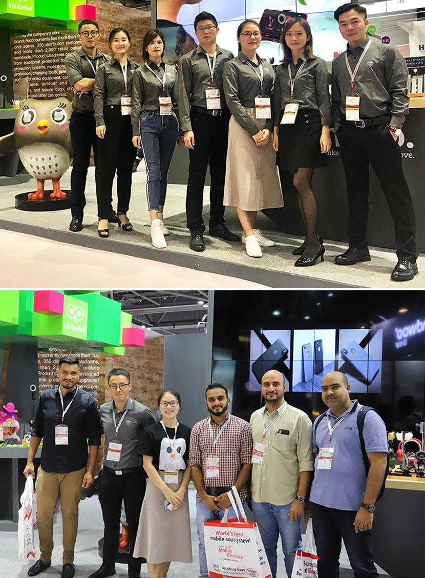 HK Global Sources Mobile Electronics Show   News   HOCO   The Premium Lifestyle Accessories