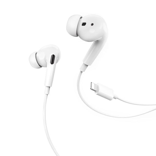 hoco m1 pro original series earphones for lightning connector