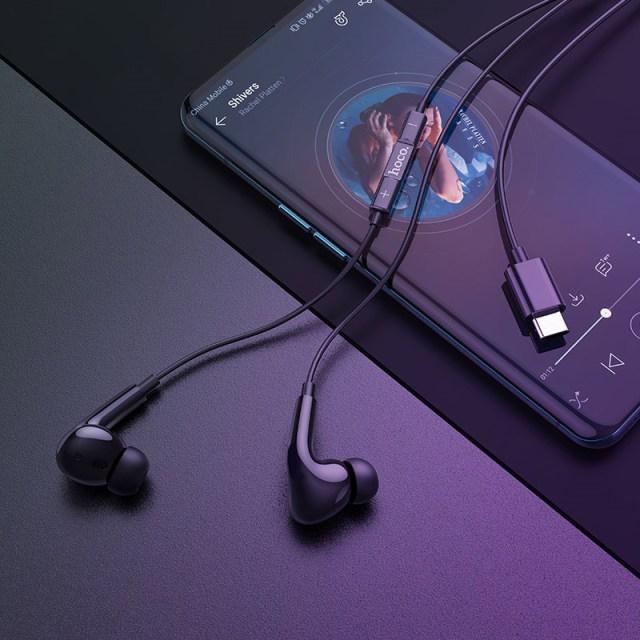 hoco m1 pro original series earphones for type c overview