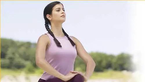 Học cách thở và lấy hơi