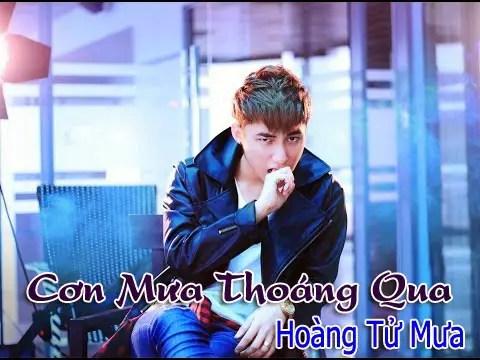 Cảm âm sáo trúc Cơn mưa thoáng qua - Sơn Tùng M-TP