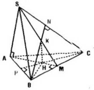 Bài Tập 2 Trang 119 SGK Hình Học Lớp 11