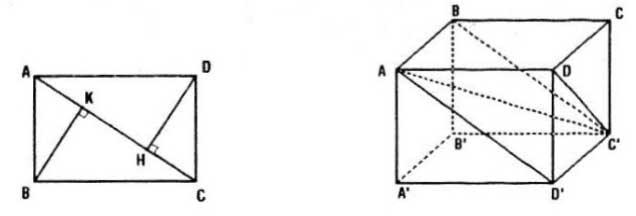 Bài Tập 3 Trang 119 SGK Hình Học Lớp 11
