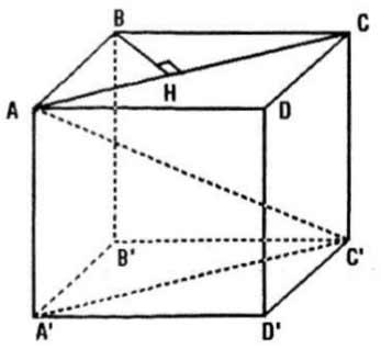 Bài Tập 4 Trang 119 SGK Hình Học Lớp 11