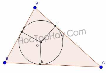Bài Tập 31 Trang 116 SGK Hình Học Lớp 9 - Tập 1