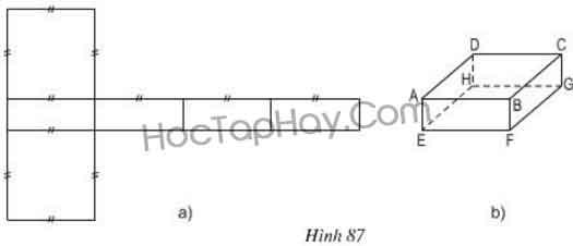Bài Tập 10 Trang 103 SGK Hình Học Lớp 8 - Tập 2