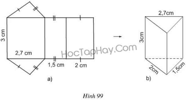 Bài Tập 22 Trang 109 SGK Hình Học Lớp 8 - Tập 2