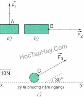 Bài Tập C3 Trang 16 SGK Vật Lý Lớp 8