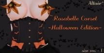 Altair - Rosabelle Corset