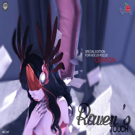 Cubic-Cherry---raven's-touch-crimson