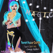 HolliPocket-Boneh-Razor-Outfit-Mellow-Neon-Ad