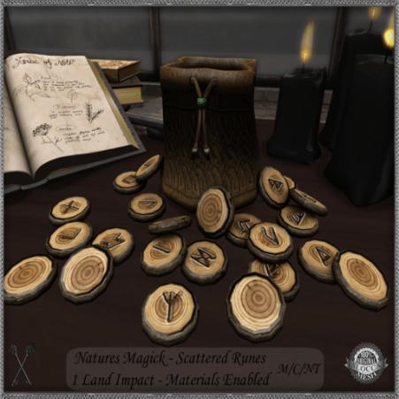 ~_S.E._~ Scattered Runes (For Hocus Pocus)