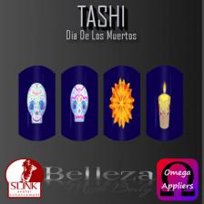 TASHI Dia De Los Muertos