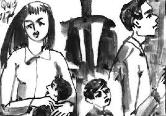 Hệ thống kiến thức Những đứa con trong gia đình
