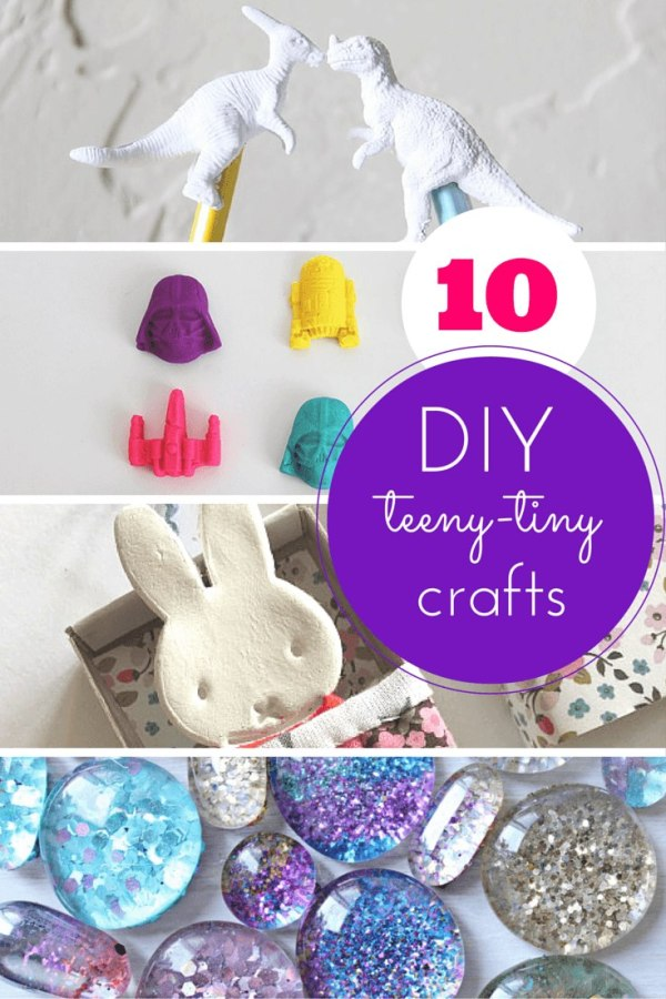 Totally Cool Nails Book Review: 10 Teeny Tiny, Totally Cool Crafts