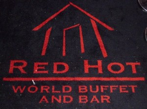 Red hot buffet manchester