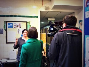 Withington Baths NW Tonight Interview