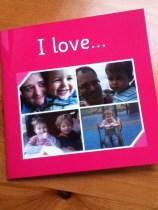 personalised book