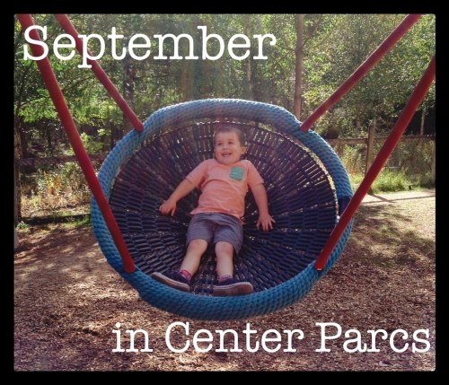 Family Travel: September in Center Parcs
