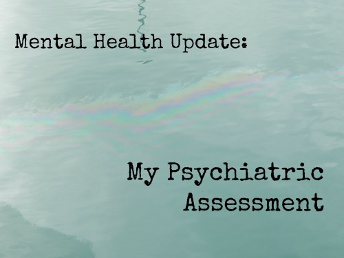 psychiatric assessment