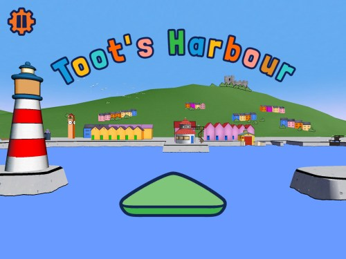 Toot the Tiny Tugboat app
