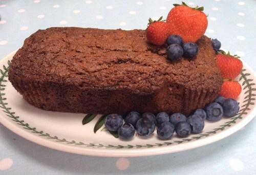 Easy Chocolate Malt Cake