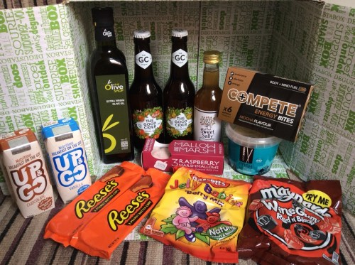 Degustabox September 2015