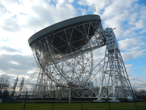 Jodrell Bank science